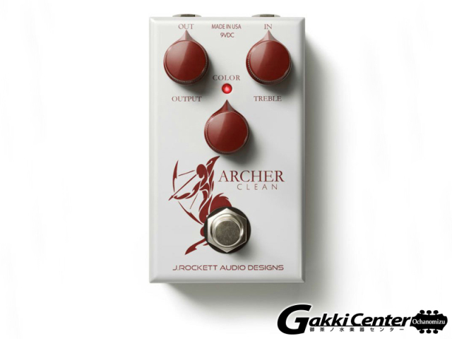 J. Rockett Audio Designs Archer Clean