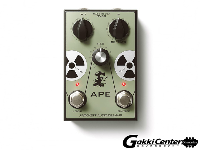 J. Rockett Audio Designs Tour Series APE - Analog Preamp Experiment