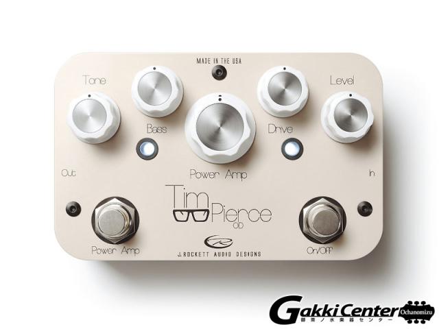 J. Rockett Audio Designs Signature Series Tim Pierce Overdrive & Poweramp