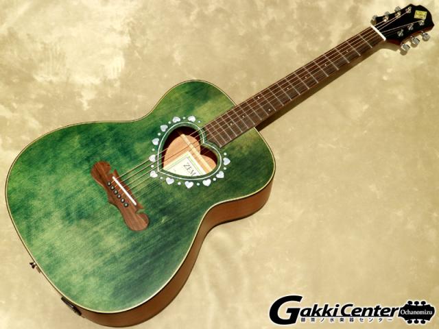 ZEMAITIS CAF-80H Orchestra Model, Forest Green【シリアルNo:ZE21053833/2.2kg】【店頭在庫品】