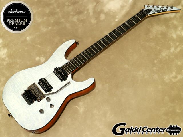 Jackson Pro Series Soloist SL2Q MAH, Winterstorm【シリアルNo:ISJ2002249/3.8kg】【店頭在庫品】