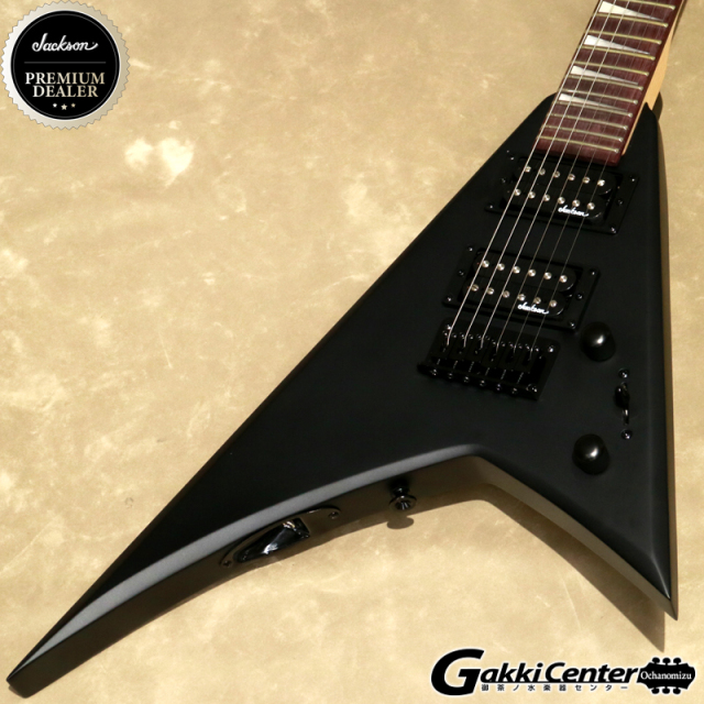 Jackson JS Series RR Minion JS1X Satin Black【シリアルNo:CWJ1934494/2.4kg】【店頭在庫品】