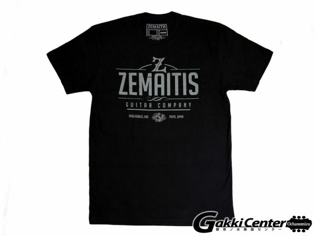 Zemaitis T-Shirt Vintage, Large