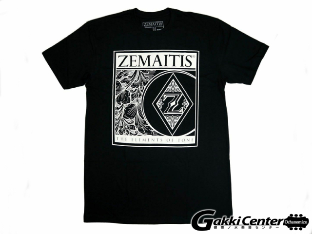Zemaitis T-Shirt Elements, Small