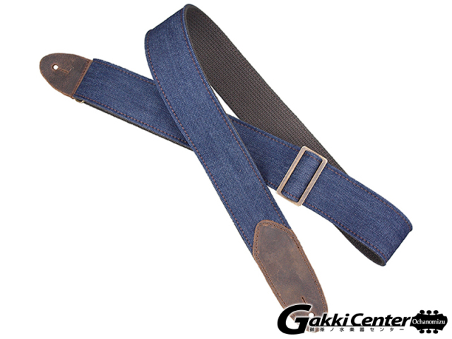 LM Products Simple Denim D-1 Blue Denim