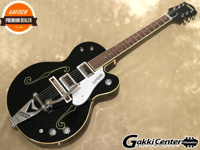 【アウトレット】Gretsch G6119T-65KA Kenichi Asai Signature Black Cat with Bigsby【シリアルNo:JT20114383/3.2kg】【店頭在庫品】