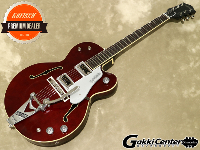 Gretsch G6119T-65KA Kenichi Asai Signature Tennessee Rose with Bigsby Lacquer