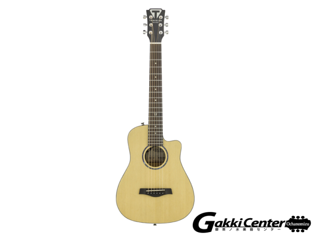 TRAVELER GUITAR Redlands Mini, Spruce