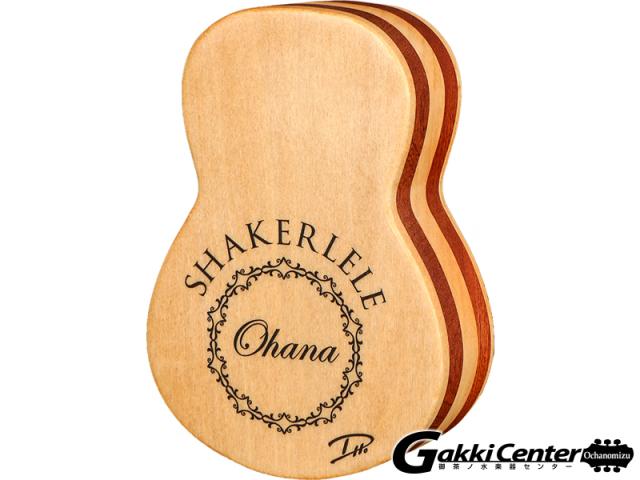 Ohana Shakerlele, Spruce