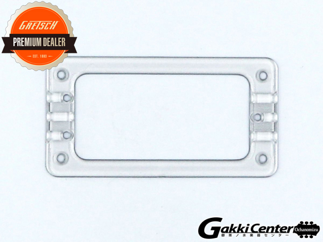 Gretsch Parts Bezel for Electromatic Collection, Silver