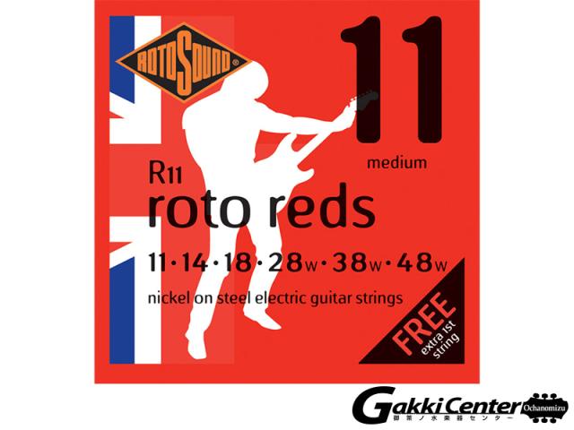 ROTOSOUND R11 Medium (.011-.048)