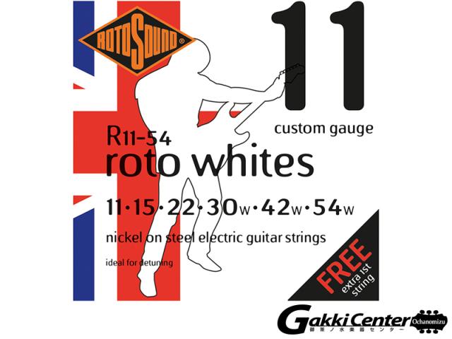 ROTOSOUND R11-54 Custom (.011-.054)