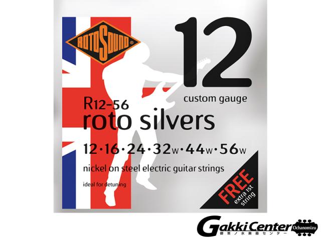 ROTOSOUND R12-56 Custom (.012-.056)