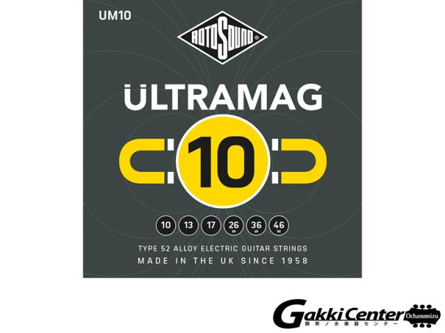ROTOSOUND UM10 Ultramag Regular (.010-.046)
