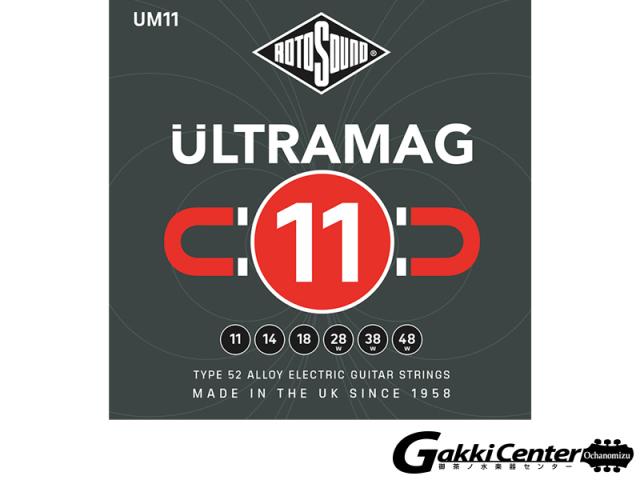 ROTOSOUND UM11 Ultramag Medium (.011-.048)