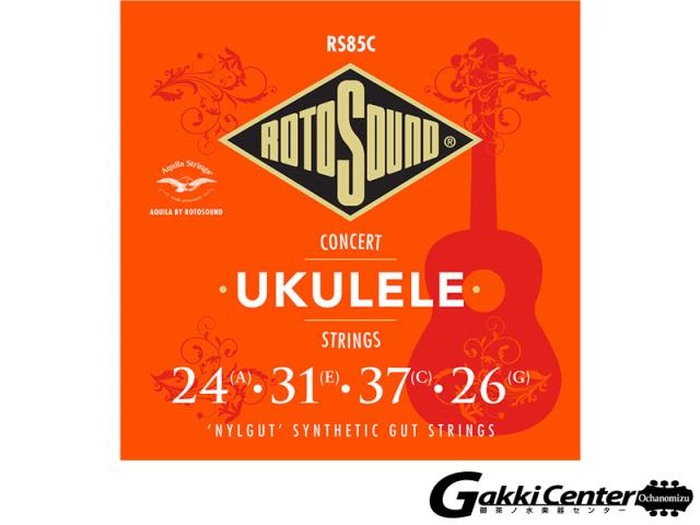 ROTOSOUND Ukulele RS85C (Concert)