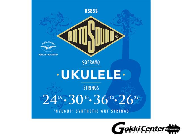 ROTOSOUND Ukulele RS85S (Soprano)