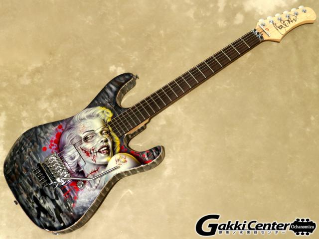 Bootleg Guitars Generator, Marylin Monroe【シリアルNo:I11191/3.3kg】【店頭在庫品】