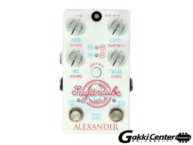 Alexander Pedals Sugarcube