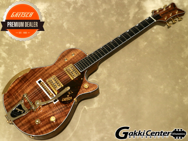 Gretsch G6134T Limited Edition Penguin Koa with Bigsby, Natural 【シリアルNo:JT21031349/3.6kg】【店頭在庫品】