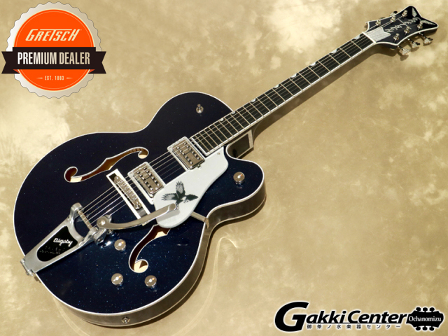 Gretsch G6136T-RR Rich Robinson Signature Magpie with Bigsby【シリアルNo:JT21041382/3.6kg】【店頭在庫品】