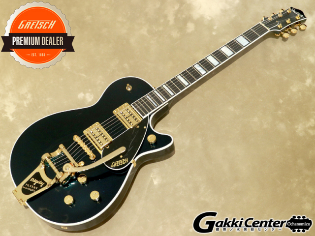 Gretsch G6228TG Players Edition Jet BT with Bigsby and Gold Hardware Midnight Sapphire【シリアルNo:JT21031371/3.7kg】【店頭在庫品】