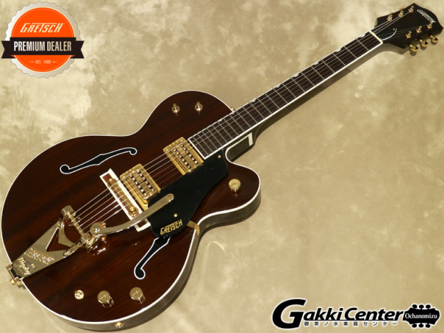 Gretsch G6119TG-62RW-LTD Limited Edition '62 Rosewood Tenny with Bigsby, Natural【シリアルNo:JT21031315/3.2kg】【店頭在庫品】