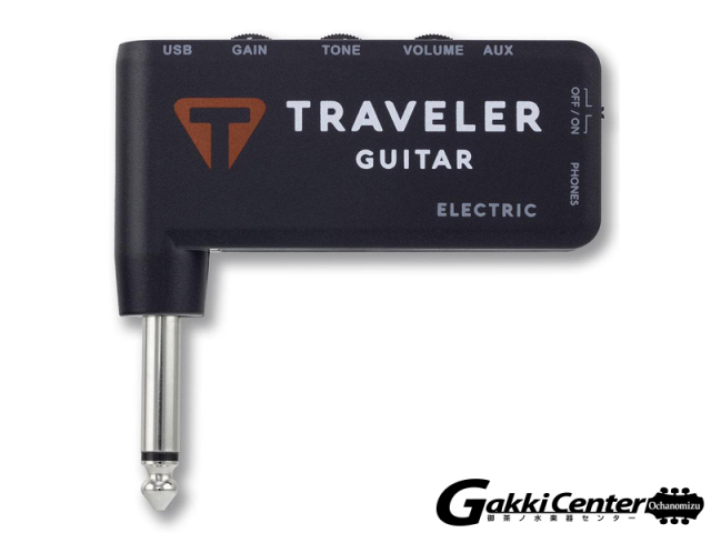 TRAVELER GUITAR TGA-1E Electric Headphone Amp
