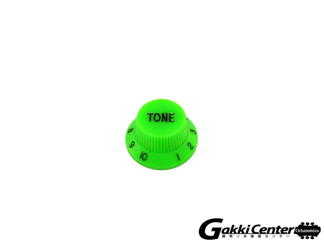 Allparts Set of 2 Green Tone Knobs/5052