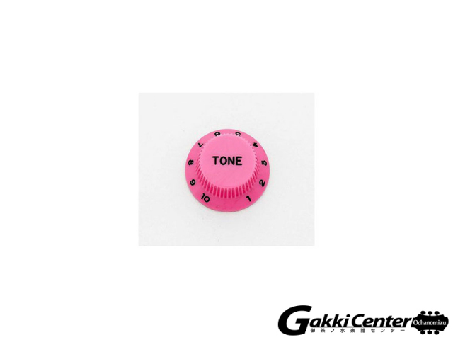 Allparts Set of 2 Hot Pink Tone Knobs/5053
