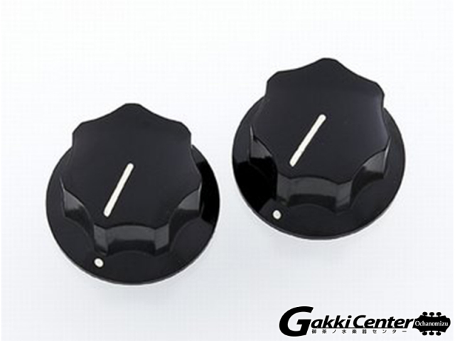 Allparts Black Knobs for Mustang/5057