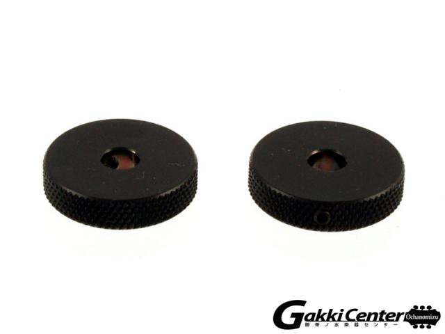 Allparts Black Roller Knob Set/5068