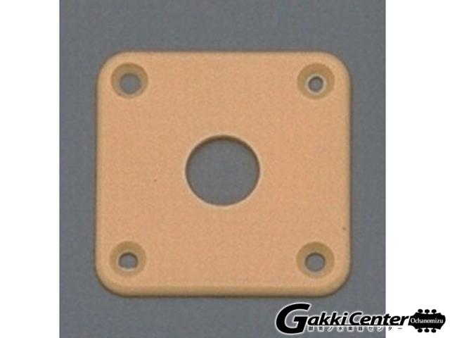 Allparts Cream Plastic Jackplate/6532