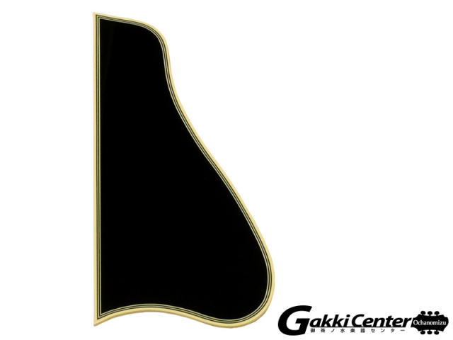 Allparts Bound Black Pickguard for Gibson L-5/8062