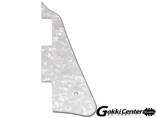 Allparts White Pearloid Pickguard for Gibson Les Paul/8072