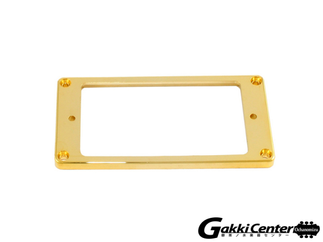 Allparts Humbucking Pickup Rings Slanted Gold Plastic/8240