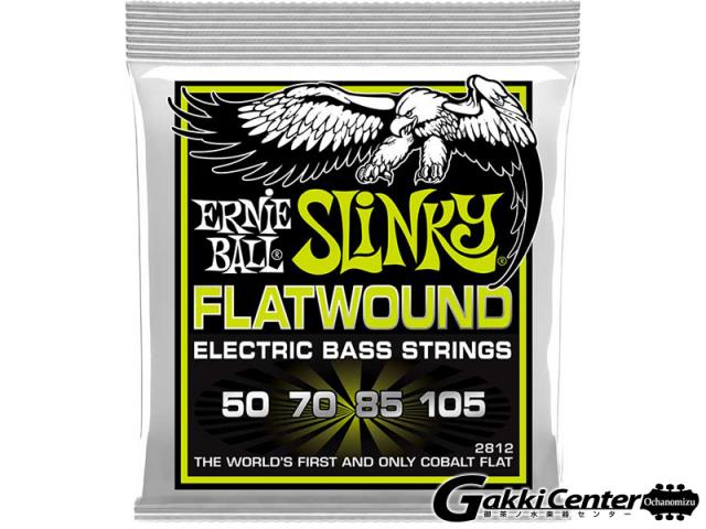 ERNiE BALL REGULAR SLINKY FLATWOUND BASS [#2812]【店頭在庫品】
