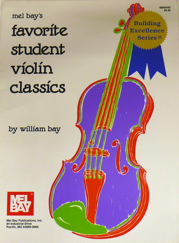 Favorite Student Violin Classic