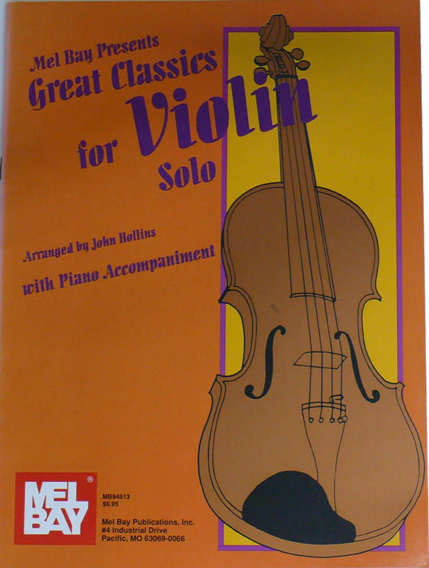 The Student Violinist's Book of Rounds