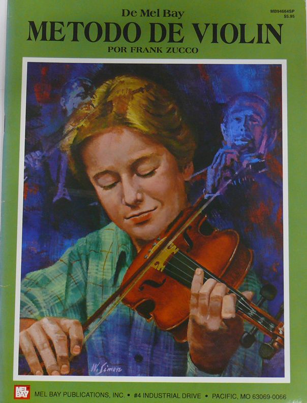 Violin Method/Spanish Edition
