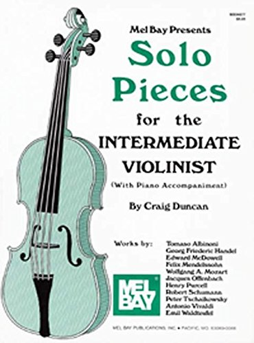 Solo Pieces for the Intermediate Violinist