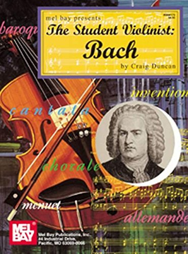 Student Violinist : Bach
