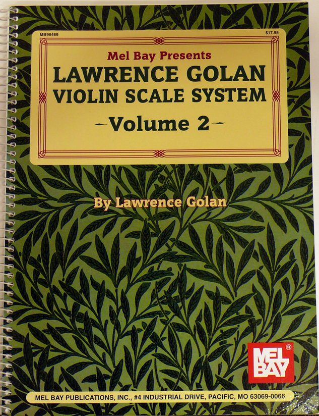 The Lawrence Golan Scale System Vol.2