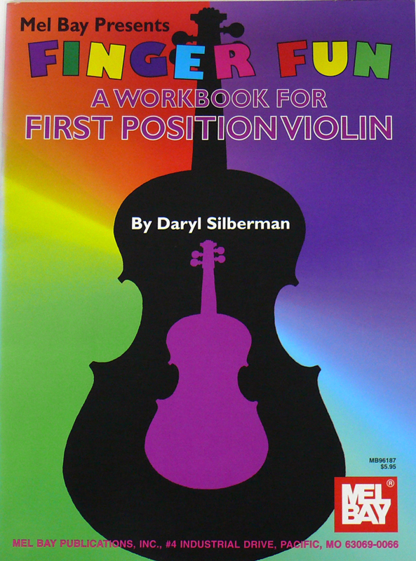 A First Position Violin Workbook