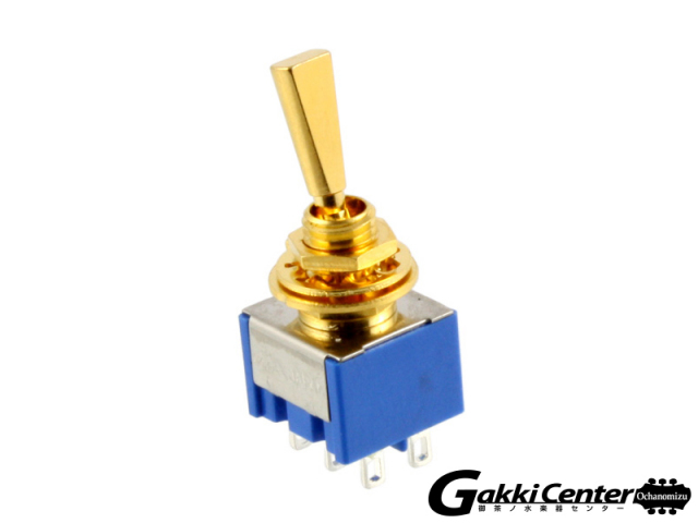Allparts Gold On Off On Mini Switch/1025