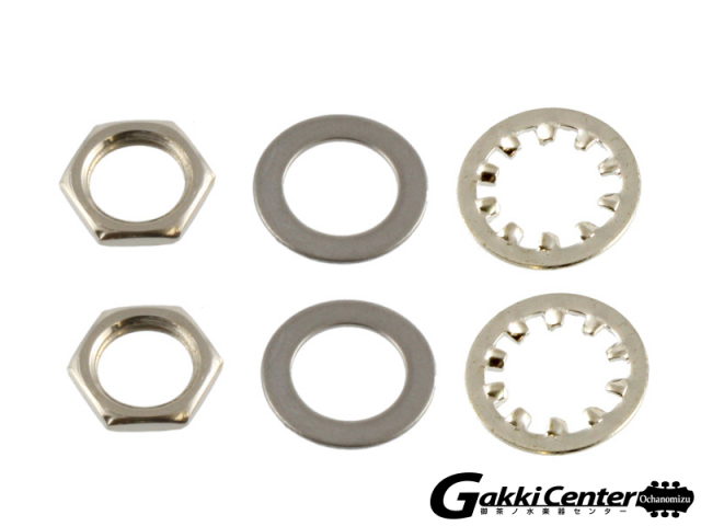 Allparts Nuts and Washers for USA Pots and Jacks/4002