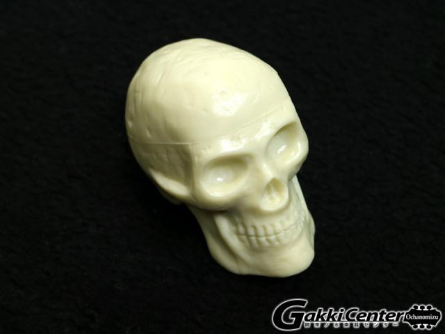 GROVER/Trophy Beadbrain Skull Shaker BB-BONE