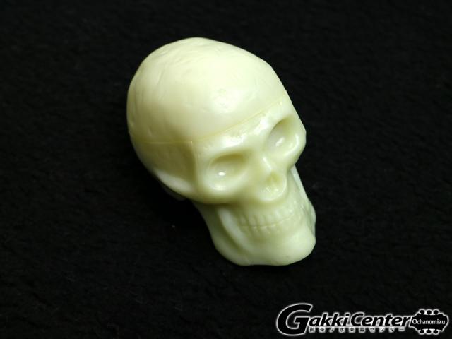 GROVER/Trophy Beadbrain Skull Shaker BB-GLOW (畜光)