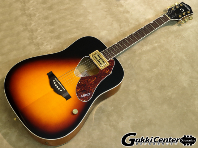 Gretsch G5031FT Rancher Dreadnought【シリアルNo:IS14050014/2.8kg】【店頭在庫品】