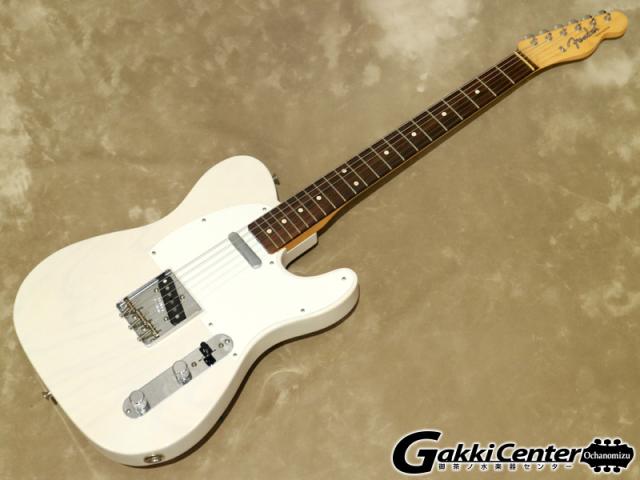 【中古品】Fender Jimmy Page Mirror Telecaster, White Blonde【シリアルNo:USA00474/3.4kg】【店頭在庫品】